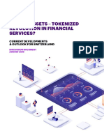 Digital Assets - Tokenized Revolution in Financial Services