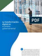 La transformación digital