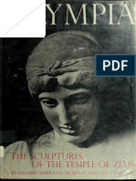 ASHMOLE, B., YALOURIS, N., Olympia. The sculptures of the temple of Zeus