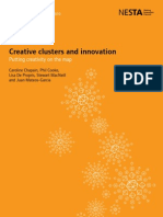 Creative Clusters