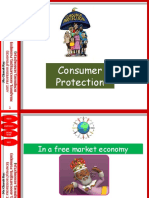12. CONSUMER PROTECTION.