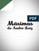 Máximas de Andé Luiz