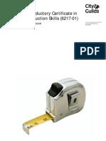 6217-01 Introductory Certificate Handbook V3
