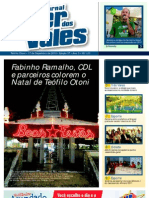 Jornal Líder dos Vales – Edição 37 – Ano 3