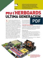 Hardware - Motherboards última generación