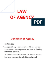 10.Law of agency PPT