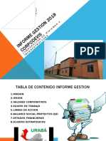 INFORME GESTION 2019 CORPODEVIS
