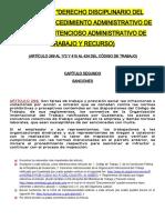 TEMA TRES, DERECHO DISCIPLINARIO DEL TRABAJO (ARTÍCULOS TRANSCRITOS)-1_296 (1).docx