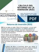 CÁLCULO DEL RETORNO DE LA INVERSIÓN.pptx