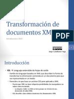 Introducción a XSLT