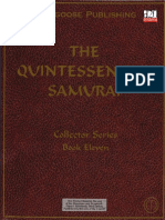 D&D 3E D20 - Sourcebook - The Quintessential Samurai.pdf