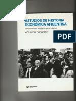 Basualdo, Estudios de historia económica argentina -1930-1955