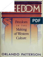 Orlando Patterson - Freedom_ Freedom in the Making of Western Culture, Volume I. 1-BasicBooks (1991).pdf