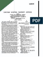 US2439791 patente saccharoperacetobutilicum
