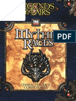 RPG - D&D 3E - FFG DD18 - Mythic Races