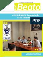 """Boletim Informativo """"O Beato"""" Edição de Agosto de 2010"""