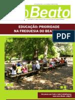 """Boletim Informativo """"O Beato"""" Edição de Setembro de 2010"""