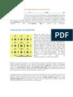 Estructura Del Diodo Semiconductor de Silicio