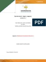 ejercicios de matematicas financiera