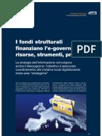 I fondi strutturali finanziano l'e-government
