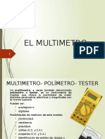 EL MULTIMETRO.pptx
