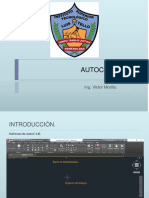 Introducción AutoCAD