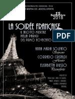 La Soirèe Francaise - Musica francese