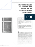 Dialnet-ImportanciaDeLaVerdadYLaMoralEnResolucionDeConflic-6121277