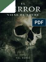 El Terror viene de Noche - Pol Rupes