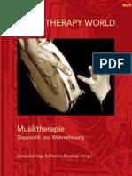 Aldridge, David _ Dembski, Martina - Musiktherapie, Diagnostik und Wahrnehmung