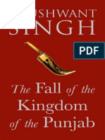 Khushwant Singh - The Fall of the Kingdom of Punjab-Penguin Books (2014).pdf