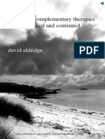 Aldridge, David - Research in complementary therapies, papers revisited and continued.pdf