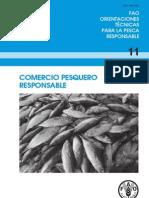 FAO Comercio Pesquero Resp on Sable 2009