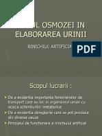 Rolul Osmozei in Elaborarea Urinii(3)