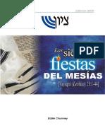 Las siete fiestas-del Mesias (Eddie Chumney)