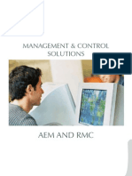 Axell AEM Management & Control Solutions Rev C