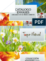 catalogo envases COLECCION 2019
