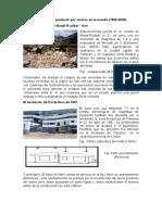 Daños estructurales producto por sismos en el mundo