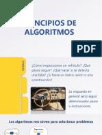 Sesion 2 - Principios de Algoritmos