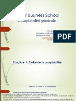 Séance 4 Comptabilité Générale 1 L1 Dakar Business School
