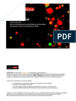 Adex Report Novembre 2010