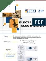 ELEMENTOS ELECTRICOS Y ELECTRONICOS