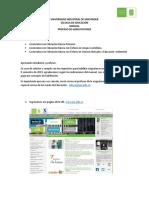 MANUAL HABILITACIONES 2019 - II- ESCUELA DE EDUCACIÓN