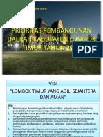 PB-2. Program Prioritas Kab. Lotim 2021