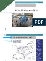 T3C - Visite ENPC du 23 novembre 2018