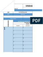 Protocolo PCI a PCA y PUD 5.0  UEF- JMM- 2018