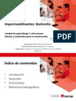 PPT Bentonita
