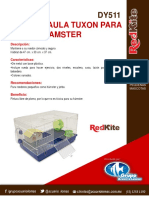 hamster tuxon