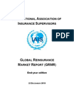 IAIS Reinsurance Report 2010