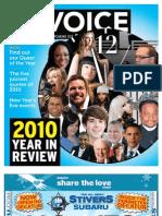 The Georgia Voice - 12/24/10 Vol. 1, Issue 21